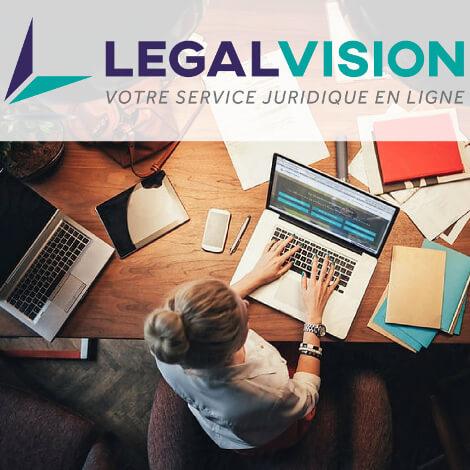 logo legal vision