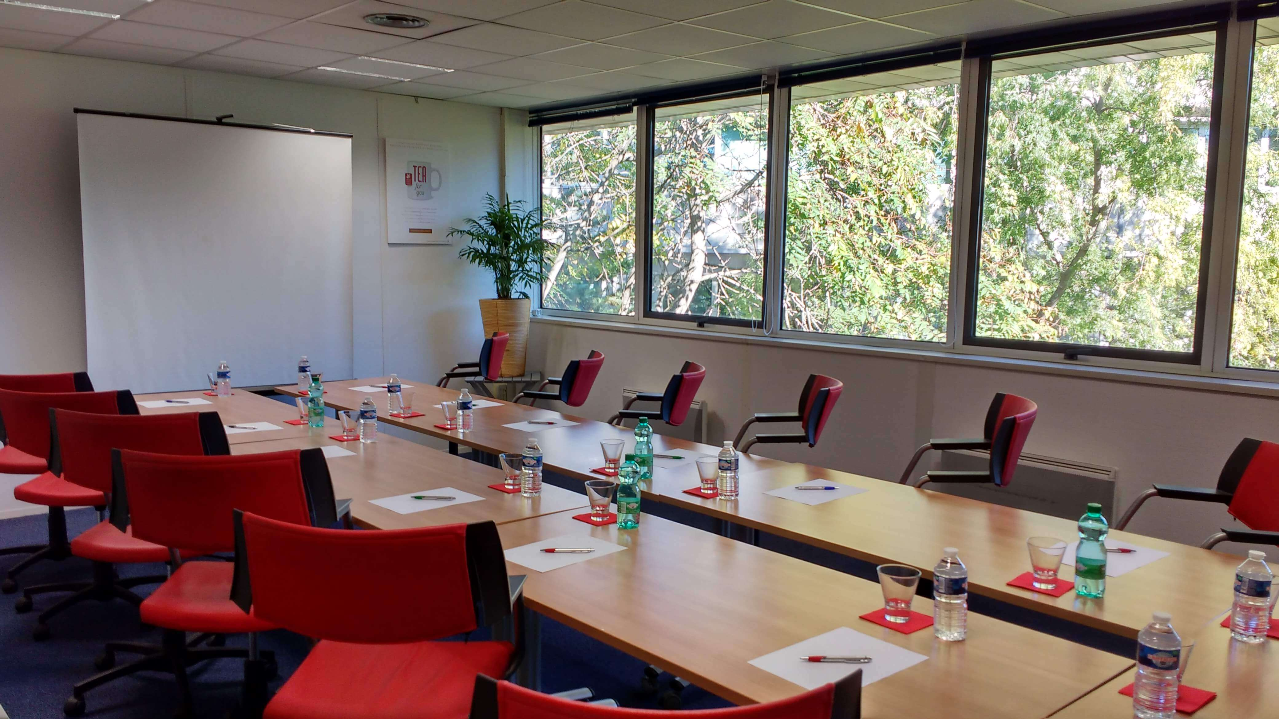 salle de réunion pour 15 personnes à toulouse
