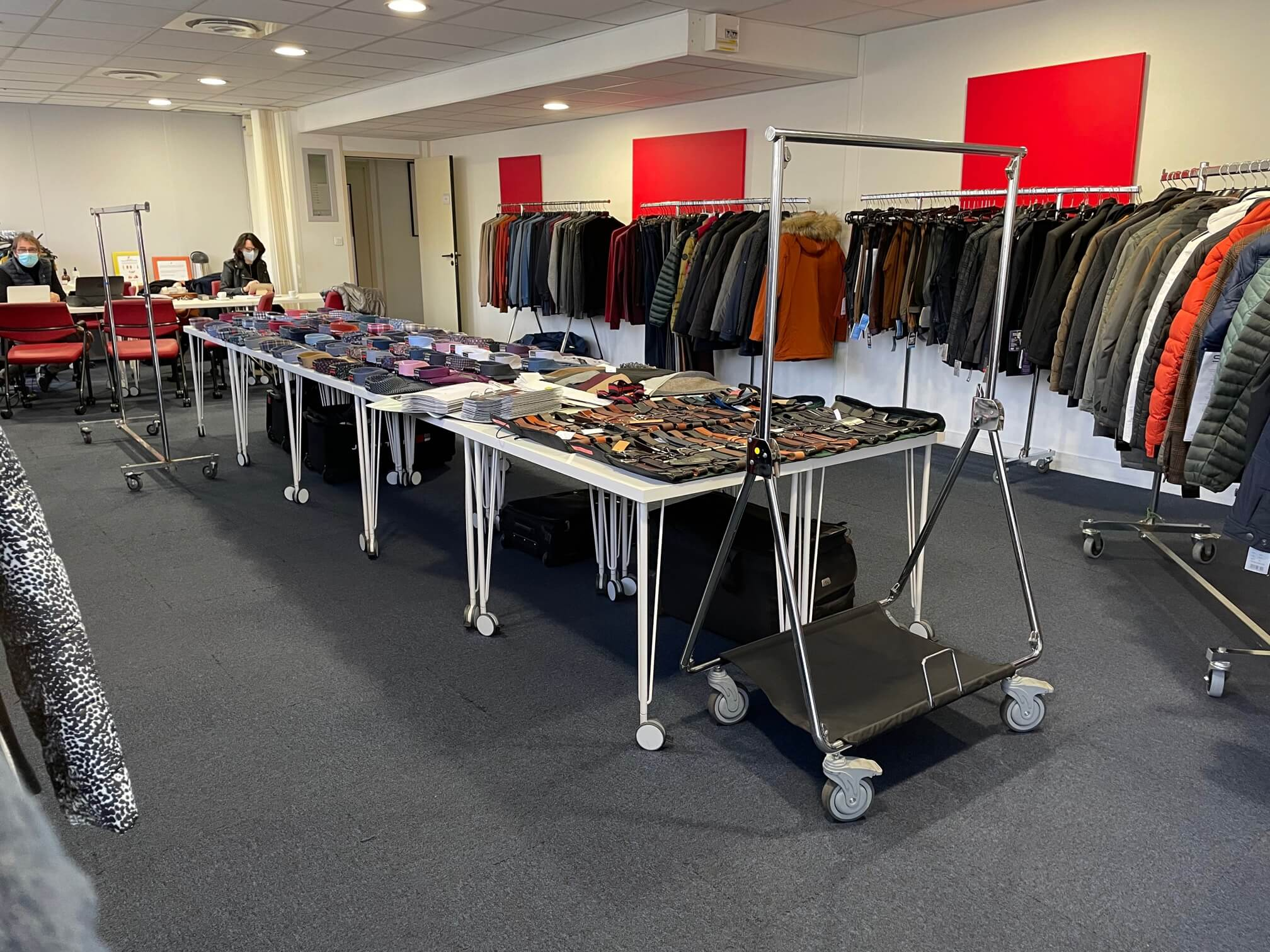 salle pour showroom toulouse labege